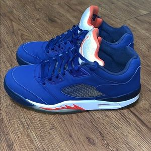 b3bf174d5d44 Jordan Shoes - Men s Air Jordan 5 V Retro Low Knicks Cavs Sz 10.5